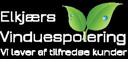 Elkjærs Vinduespolering Logo